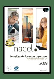 Brochure Formation Professionnelle - Nacel