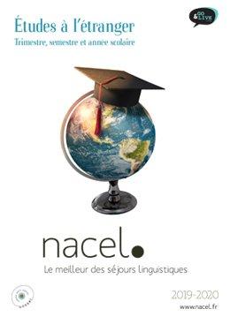 Brochure Etudes à l'étranger (trimestre, semestre et année scolaire) - Nacel
