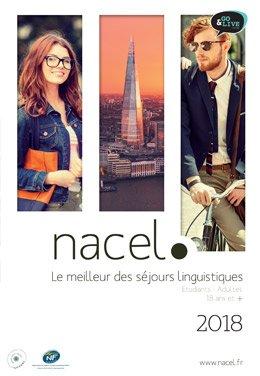 Brochure Séjours linguistiques étudiants adultes - Nacel